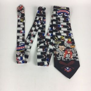 Looney Tunes MLB Baseball Tie 1994 NWT
